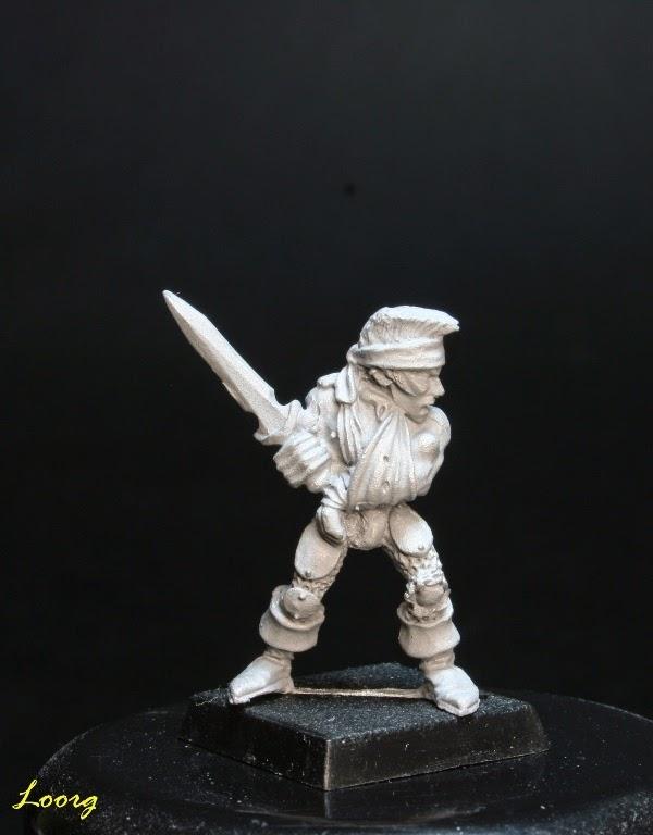 Bailarín elfo silvano Sword 5 de referencia 074237/29