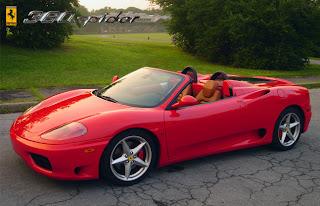 Você sabe quanto custa o IPVA de um carro de luxo? Ferrari+360+F1+Spyder+3.6