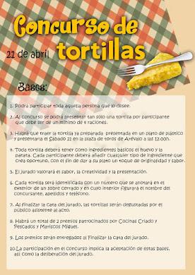 II Concurso de Tortillas