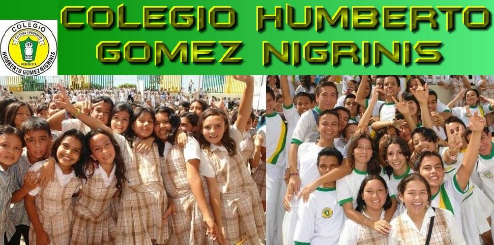 Colegio Humberto Gómez  Nigrinis