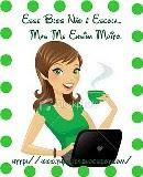 Ganhei da amiga Anne do blog Aproveitartee ganhei tbm da amiga Belle do blog Bellart Atelie