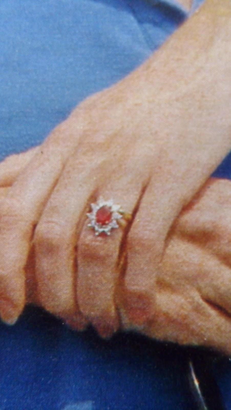 Konigliche Juwelen Sarah Ferguson Verlobungsring