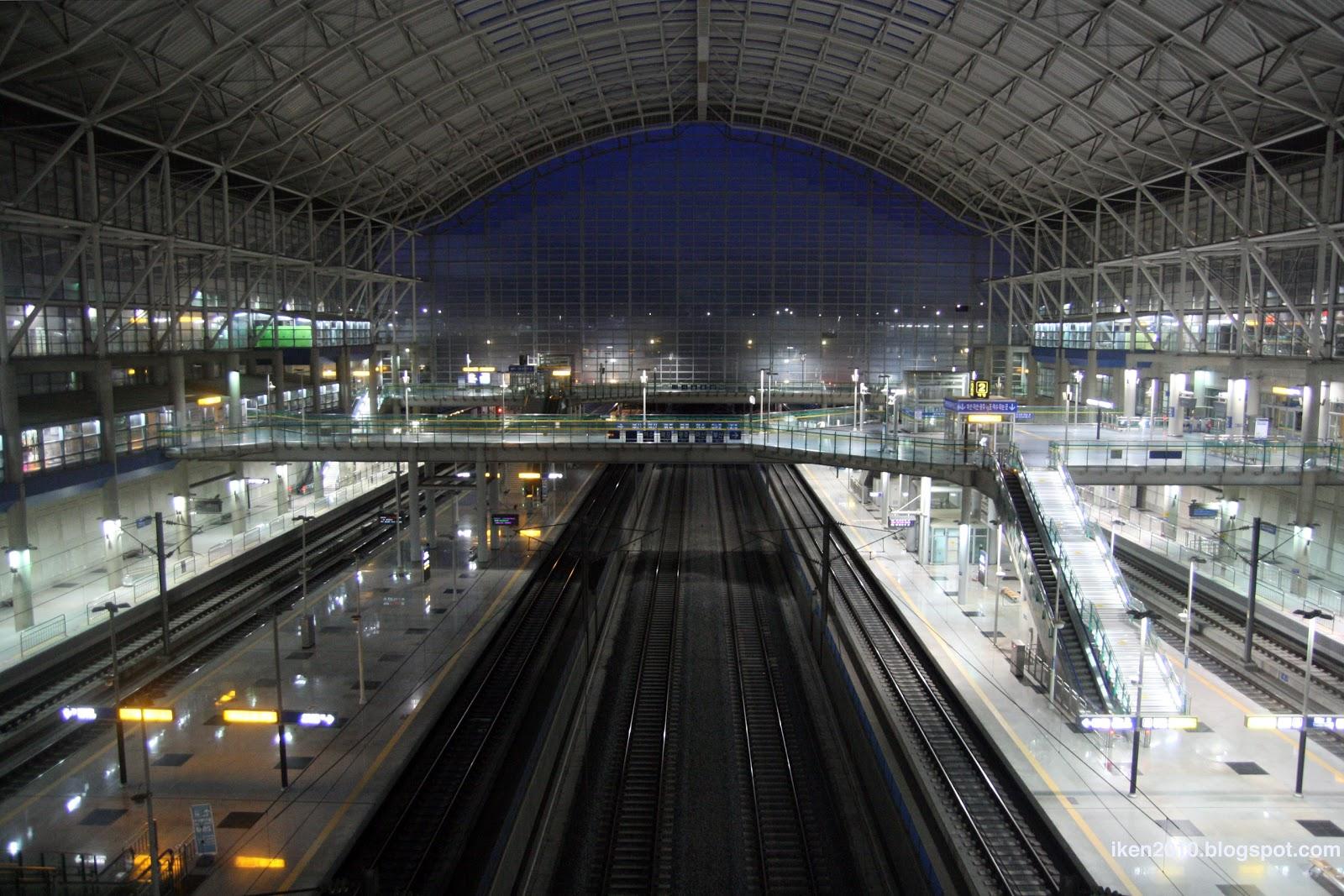 Gwangmyeong-si South Korea  city photos : ken gwangmyeong station 광명 역 panoramio photo of gwangmyeong ktx