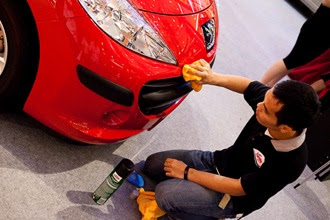 Tips How to Care Car Paint