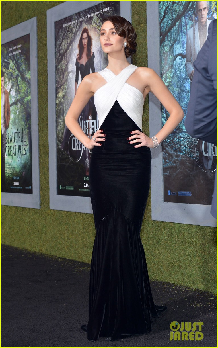 Emmy Rossum - Beautiful Creatures PremiereEmmy Rossum 2013 Beautiful Creatures