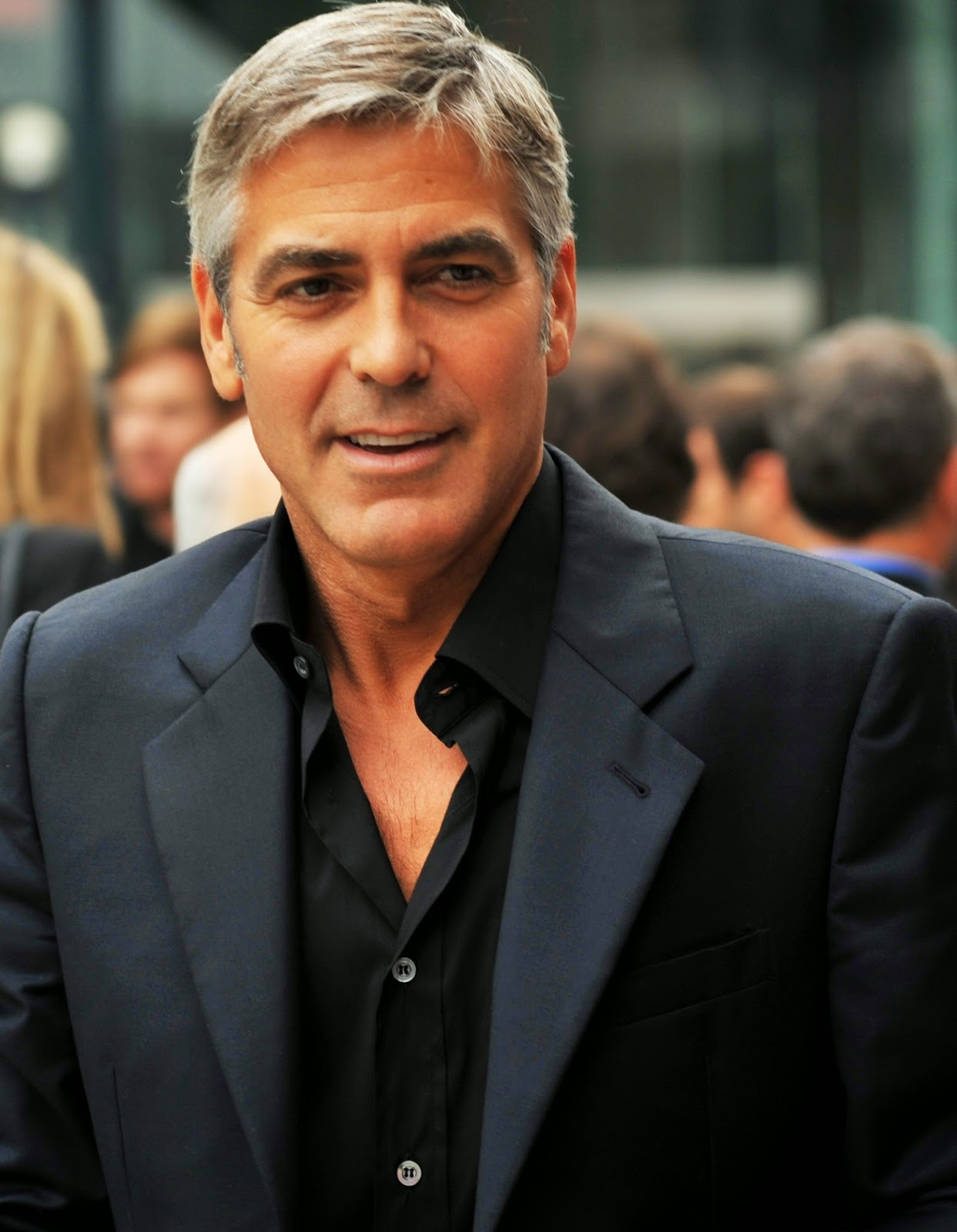 Luxe Models George Clooney