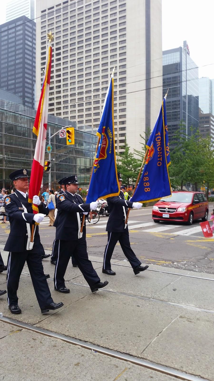 Toronto Fireman