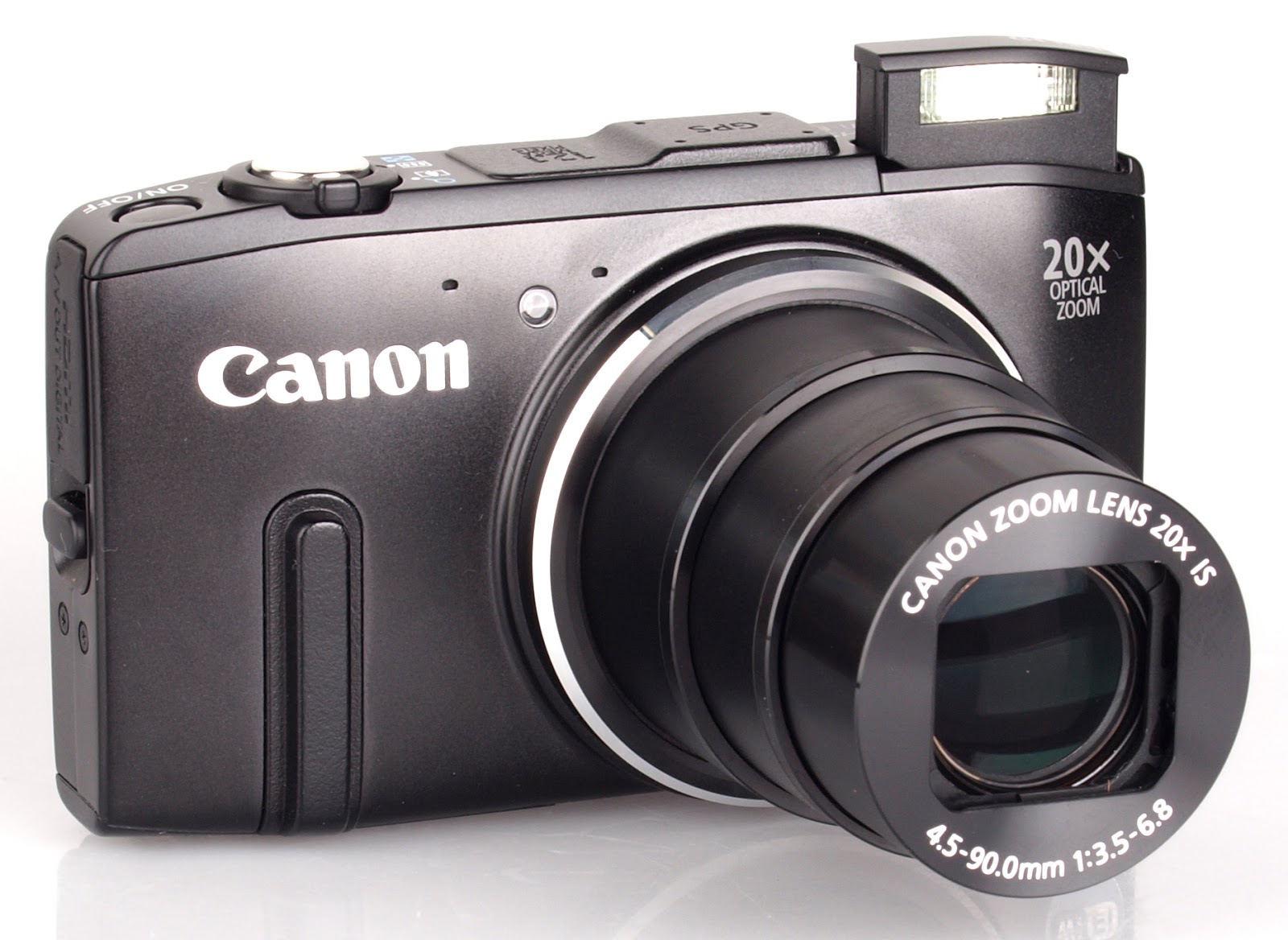 Canon Powershot Sx280 Hs Black Digital Camera Price