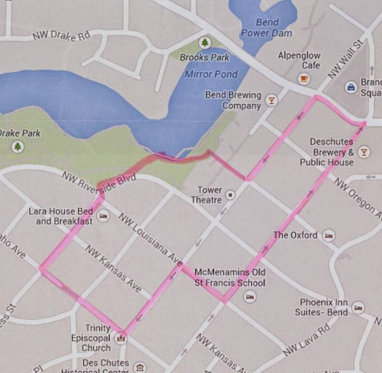 Walks And Hikes In Portland And Beyond Downtown Bend