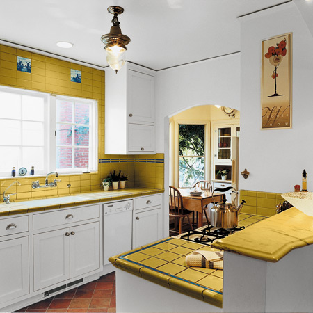 Kitchen shelves decorating beautiful ideasphotos pictures maya 1489 - Half wall kitchen designs ...