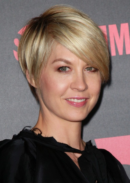 Blonde Short Hairstyles For Women