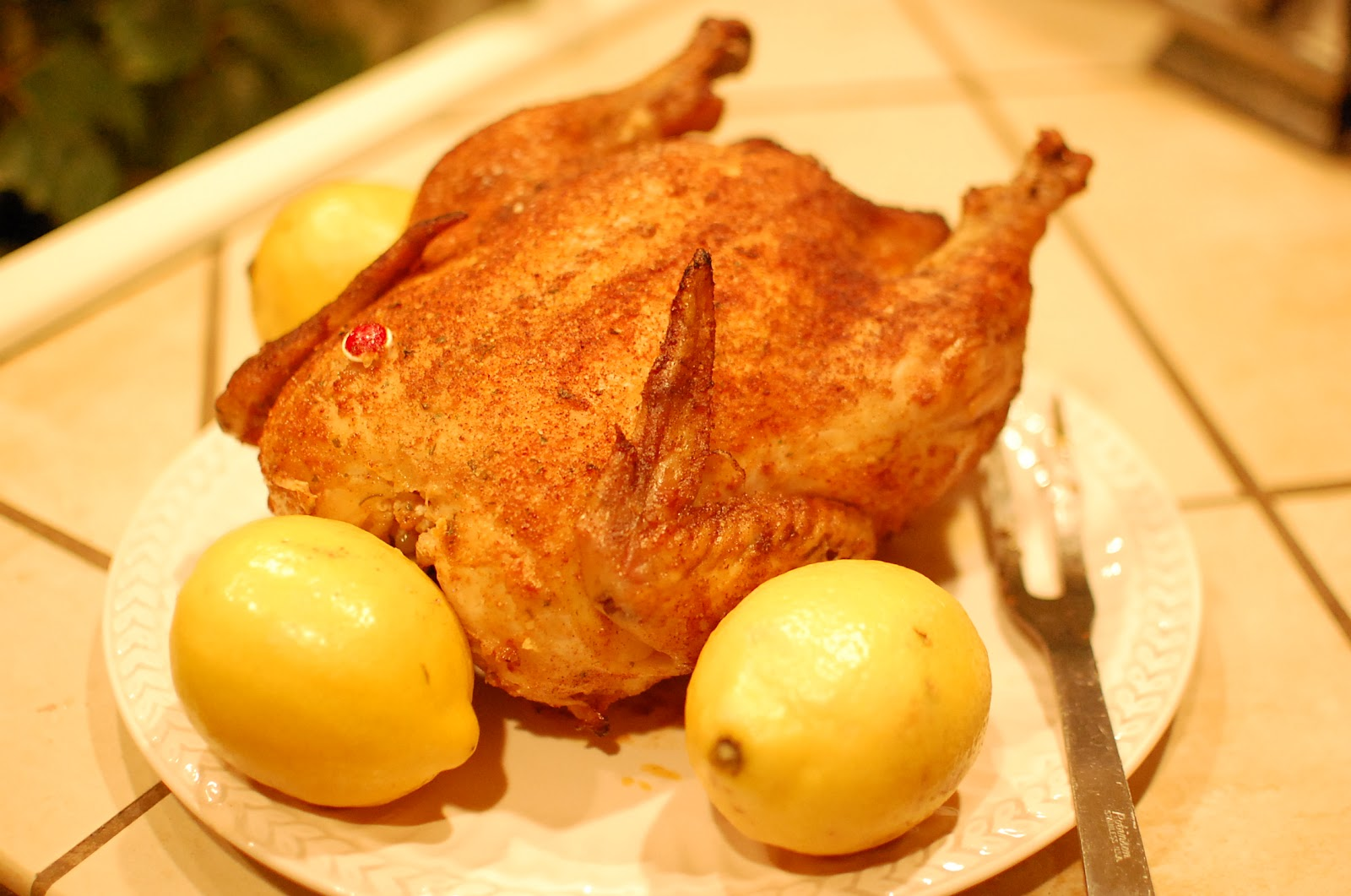 Reckless Abandon: Easy Roast Chicken