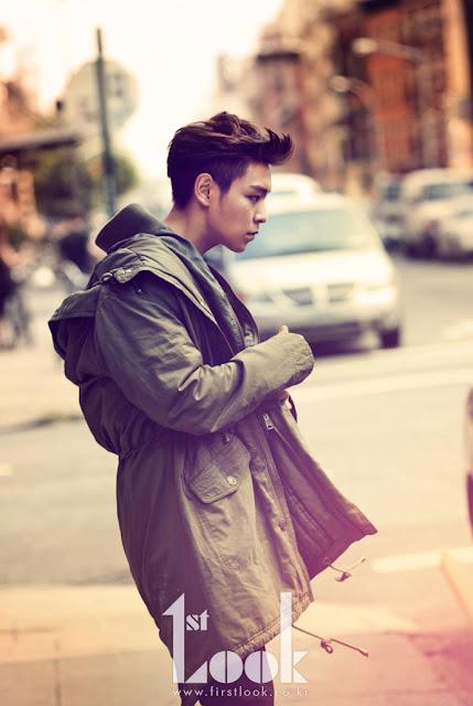 Big Bang T.O.P Calvin Klein 1st Look 7
