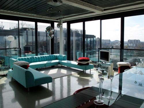 Penthouse London Architecture Home Design Interior