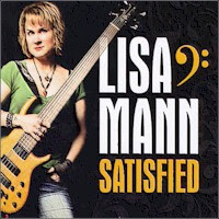 Lisa Mann - 2 albums: Satisfied / Lisa Mann