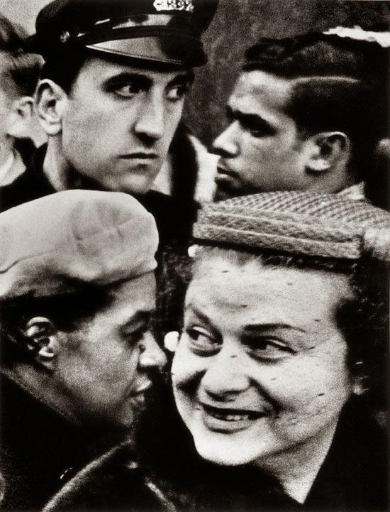 William Klein. New York 1954-55. Fotografía | Photography