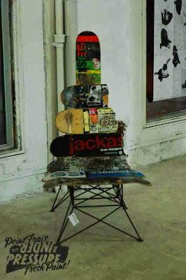 Projekt krzesła Janie Belcourt design i sztuka