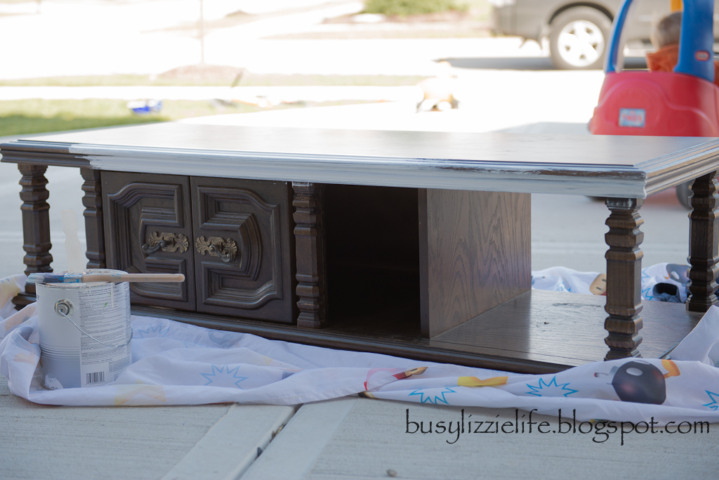 A busy lizzie life: Furniture Repurpose- Before and After