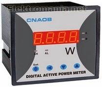 wattmetre bağlantı şeması