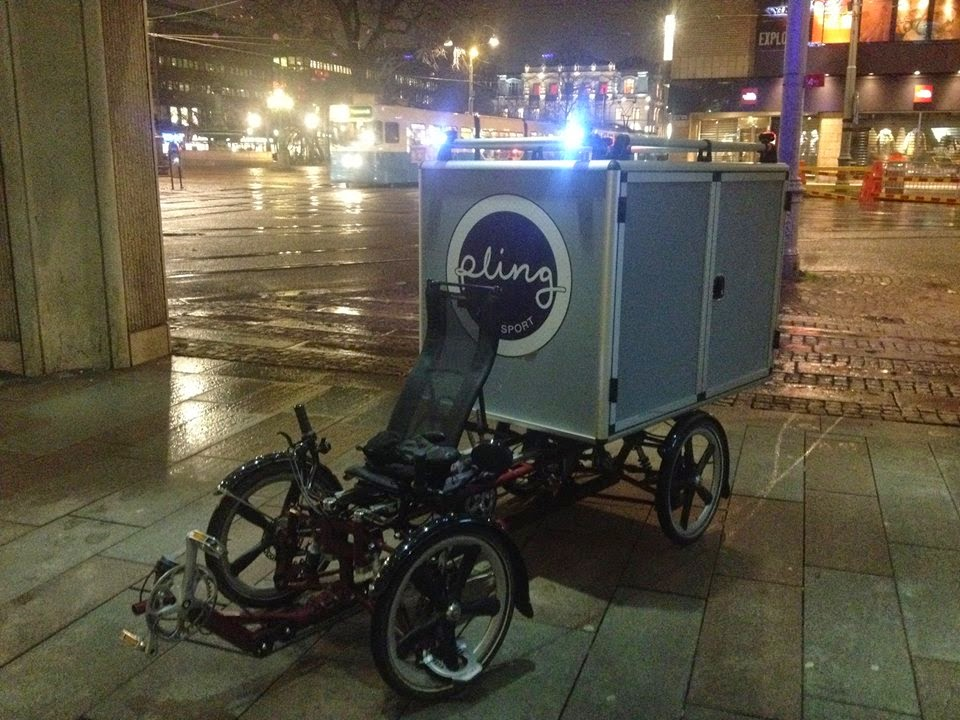International Cargo Bike Festival: Velove Armadillo from ...