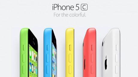 """Spesifikasi dan Harga iPhone 5c, iPhone dengan Harga """"Murah"""""""