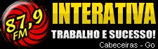 Rádio Interativa FM - Cabeceiras - GO