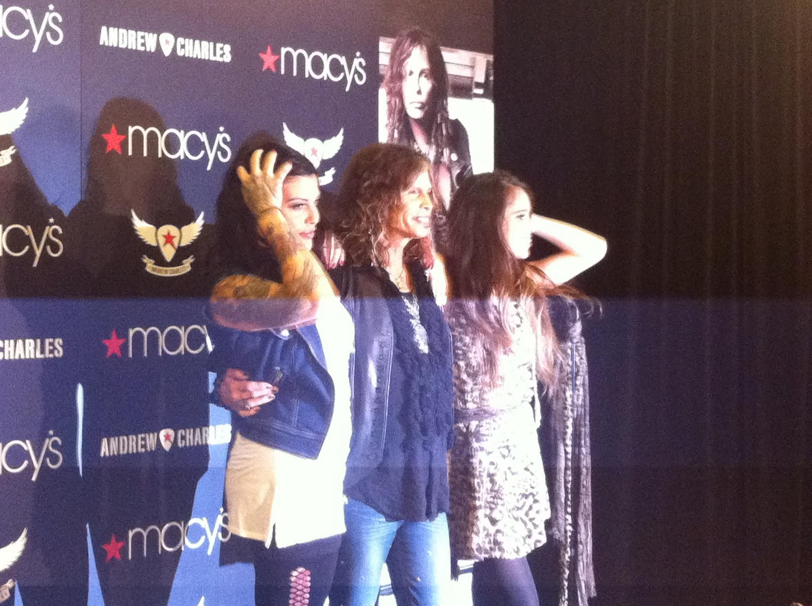 Aerosmiths Steven Tyler Rocks Out Heels For Men In A Clothing Line