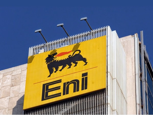 Image of Italian Energy Co. Eni heaadquarters