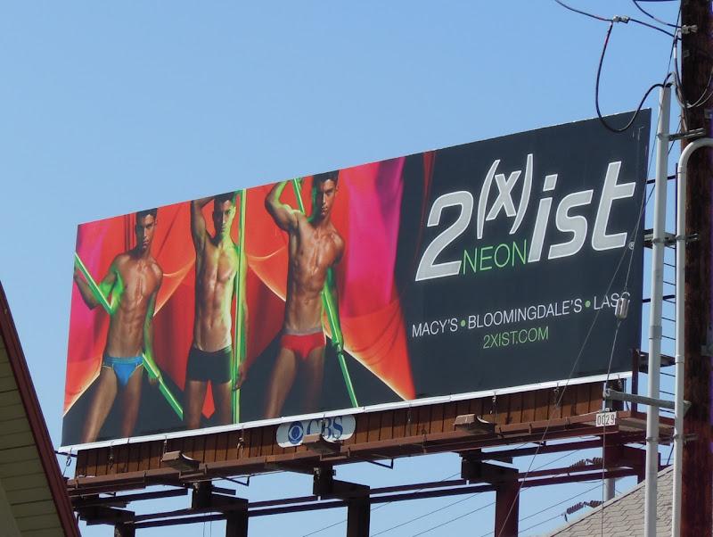 2xist hot male underwear billboard