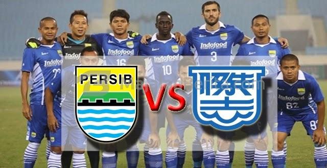 Persib vs Kitchee SC 16 Besar Piala AFC 2015