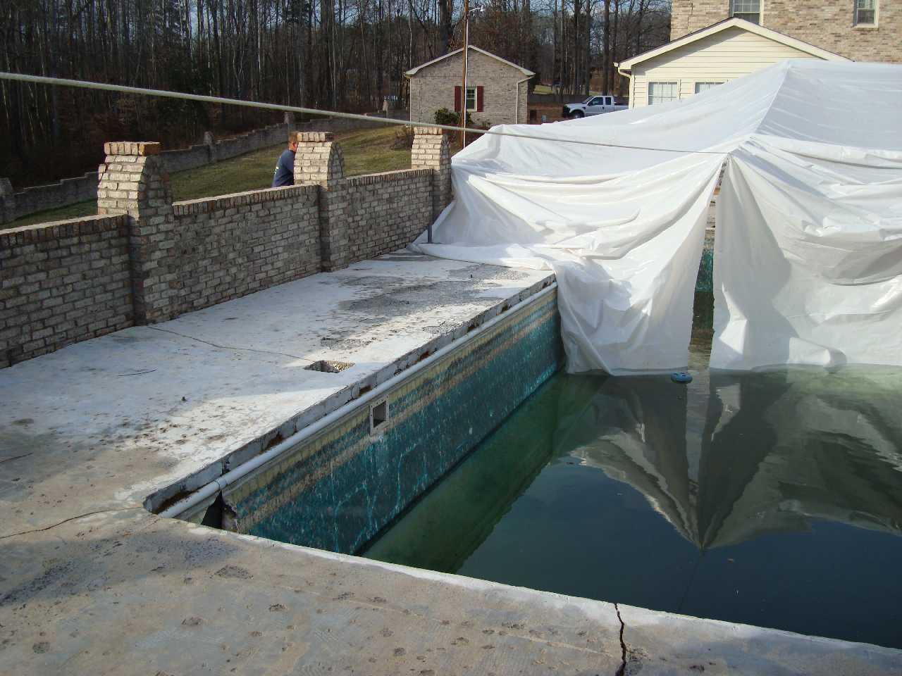 Atlantic coast concrete 2 500 square foot pool deck - Pool restoration ...