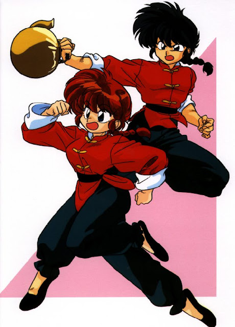 Descarga Ranma 1/2 (y medio) 161/161 Español Latino MEGA Anime