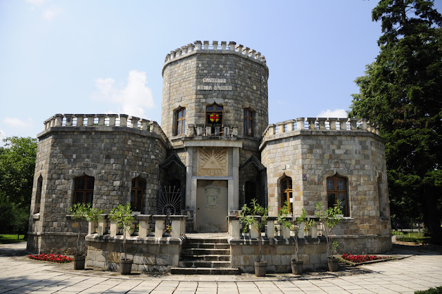 castelul iulia hasdeu campina