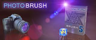 تحميل برنامج فوتو بروش للكتابة على الصور بشكل جميل وإحترافي download photo brush 5 program عربي