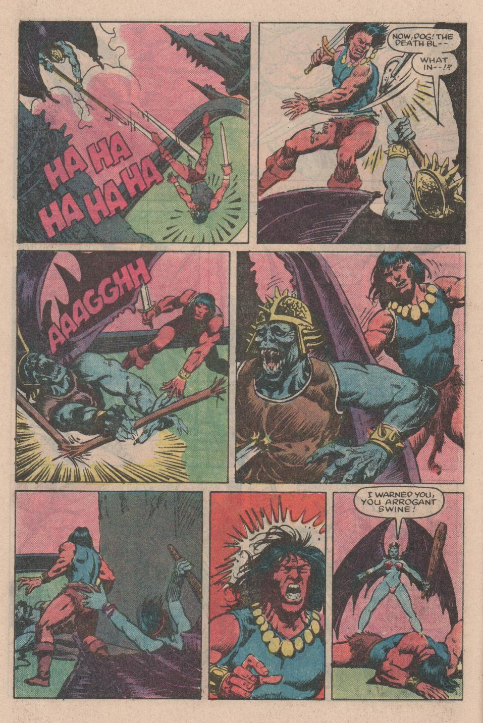 Conan the Barbarian (1970) Issue #154 #166 - English 24
