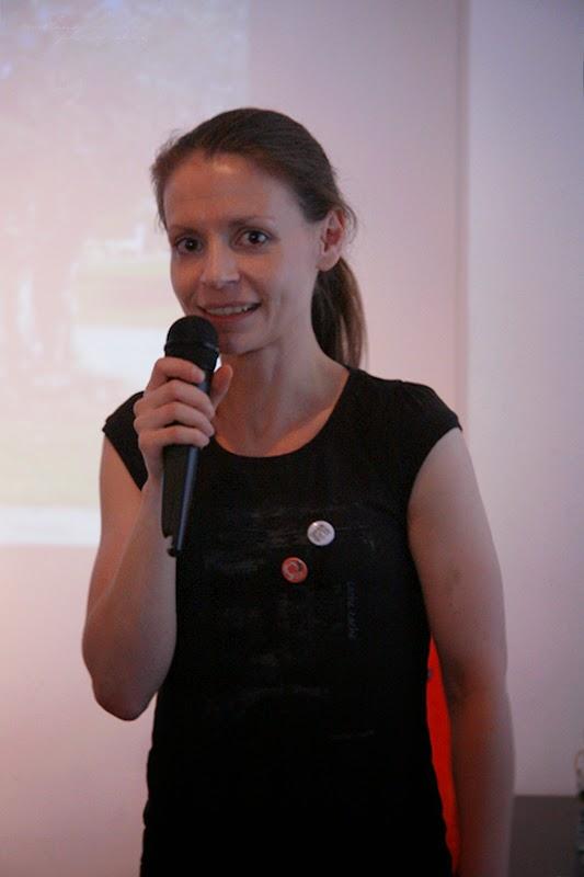urodzinowe spotkanie Geek Girls Carrots Łódź, kobieta, prelekcja