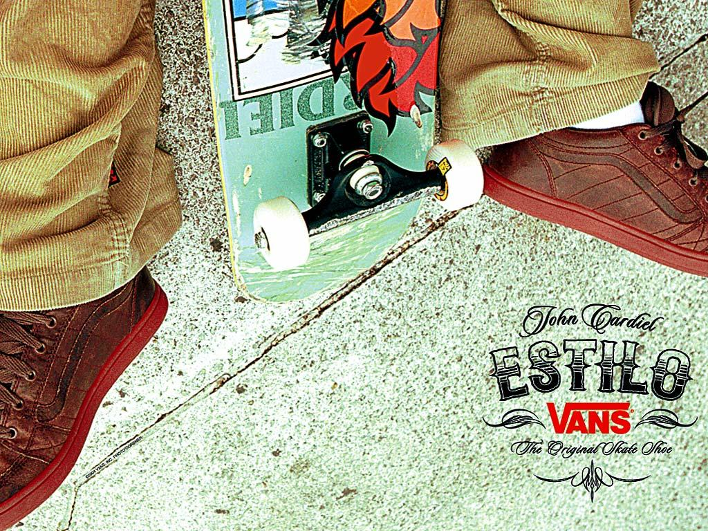 vans skateboard wallpaper 3d - photo #12