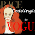 Grace Coddington for Vogue -- August, September, October 2012