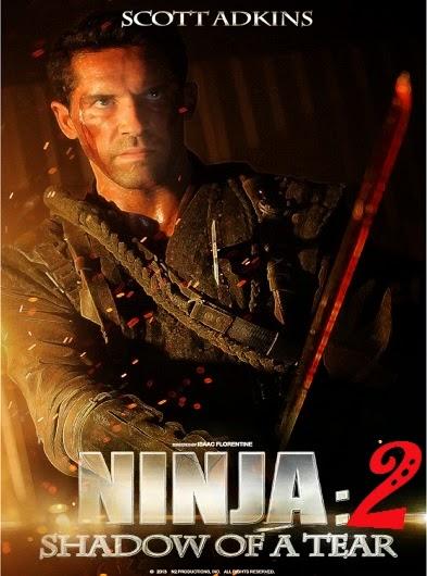 descargar Ninja 2 La Sombra de la Muerte – DVDRIP LATINO