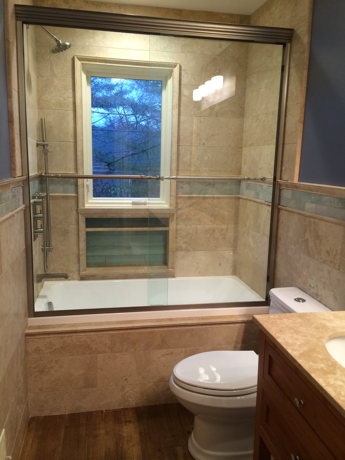 Custom Bathroom Remodeling: December 2014