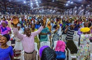 Tony Berbece 🔴 Biserica de 1 milion de oameni