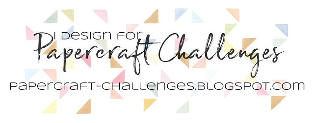 DT Papercraft Challenges