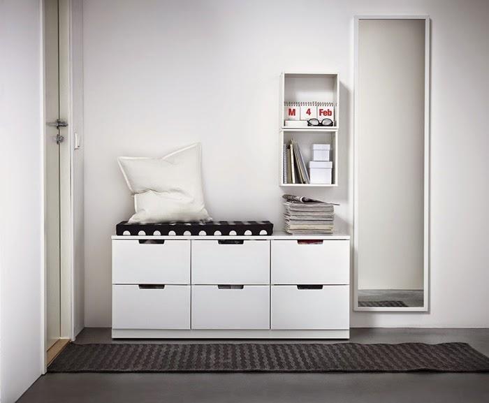 1000 images about bedroom ikea nordli kommode on pinterest. Black Bedroom Furniture Sets. Home Design Ideas