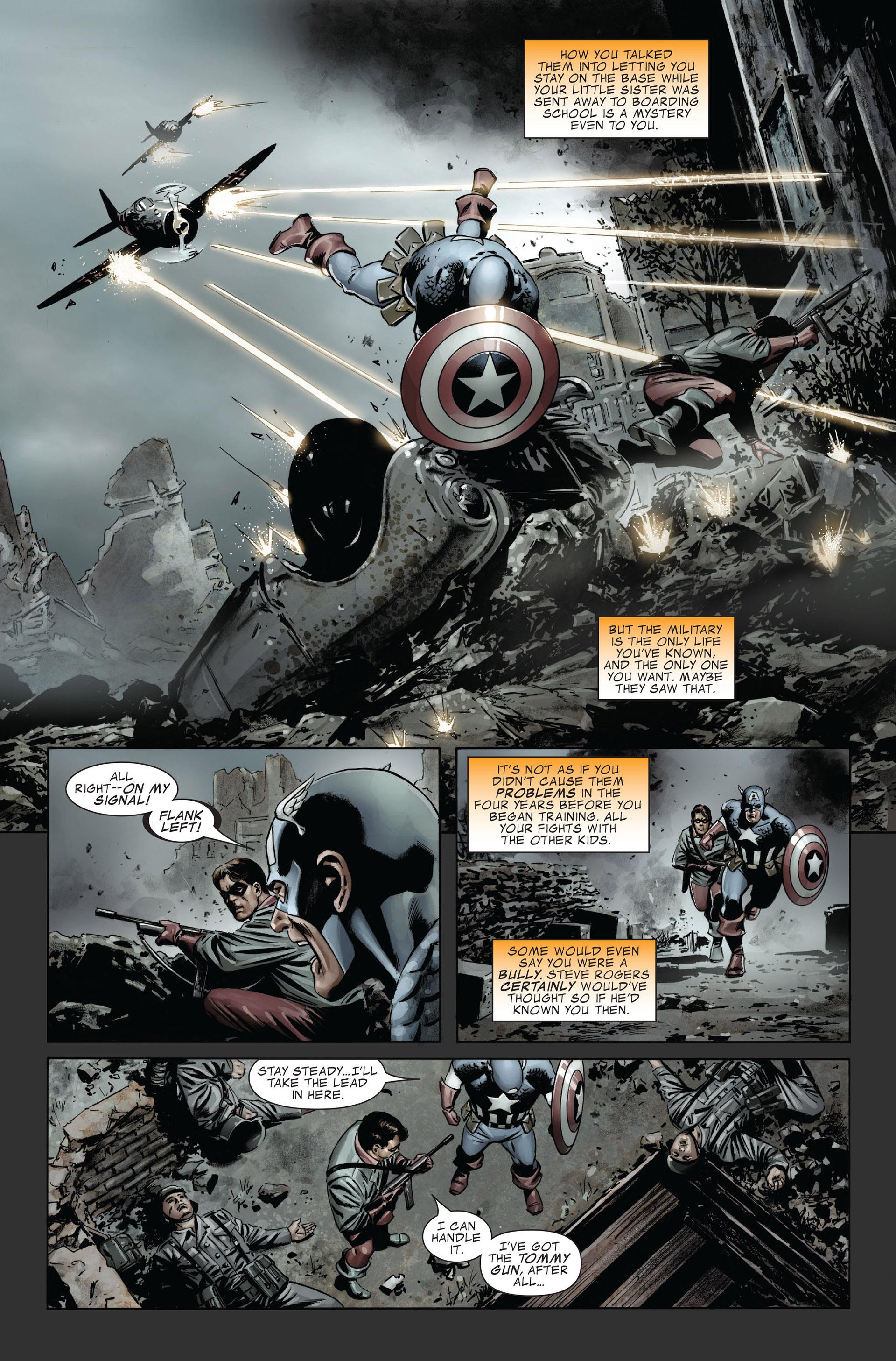 Captain America (2005) Issue #31 #31 - English 5