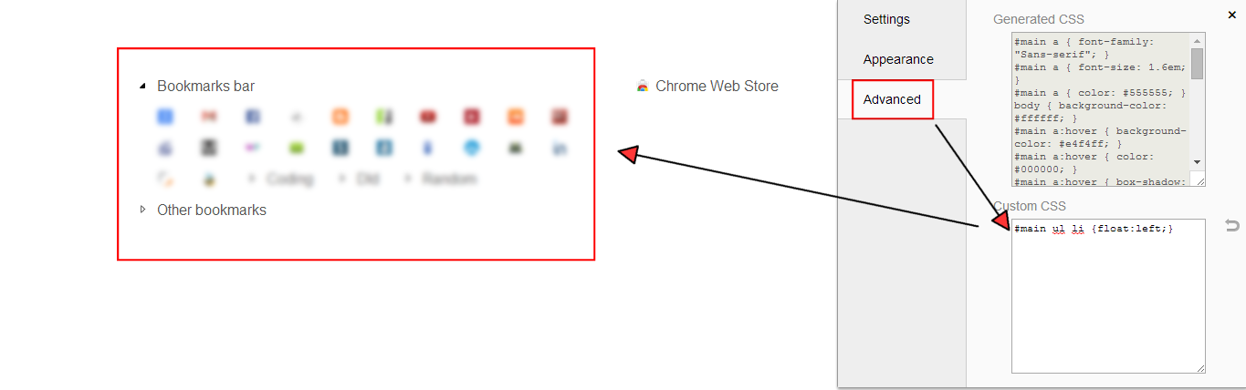 how to delete autofill for single item chrome