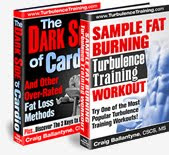 Free Download: The Dark Side of Cardio and Sample Fat Burning Workout