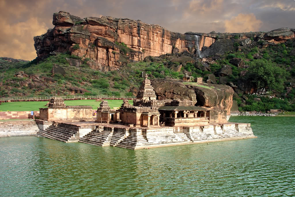 Badami India  city photos : Bhootnath Temple in Badami , Karnataka ~ Popular Temples of India