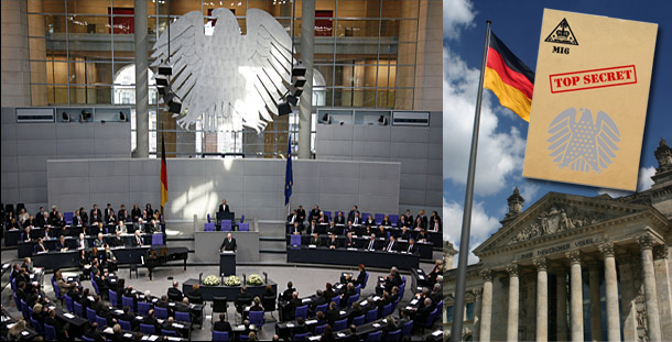 German Court Orders Parliament To Release UFO Reports  German-UFO-files