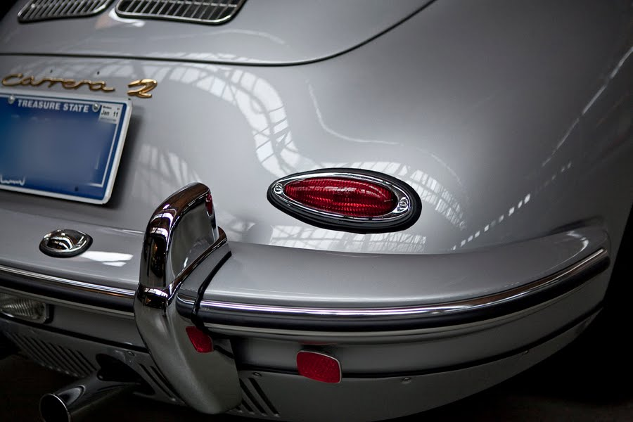 Porsche 356 Carrera 2. The history of the Porsche 356