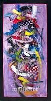 lukisan abstrak murah